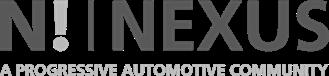 Nexus logo noir et blanc