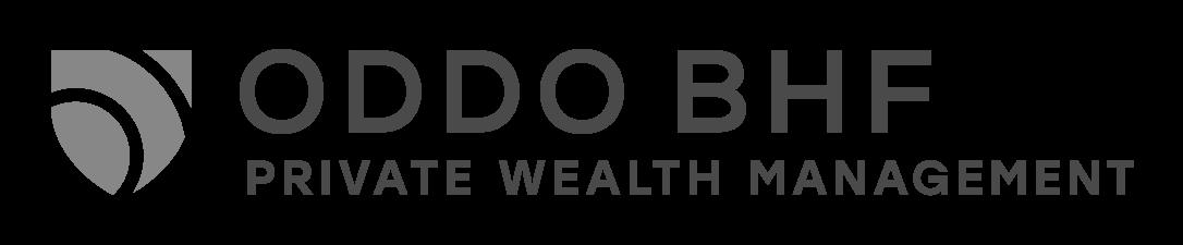ODDO logo noir et blanc